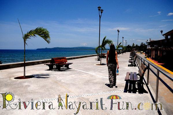 La Penita Builds New Malecon On Riviera Nayarit