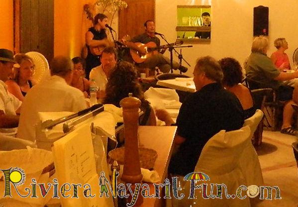 la penita live music and fine dining at xaltemba restaurant in la