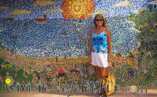 Chacala Wall Mural