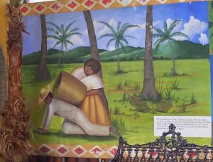 San Pancho Mural