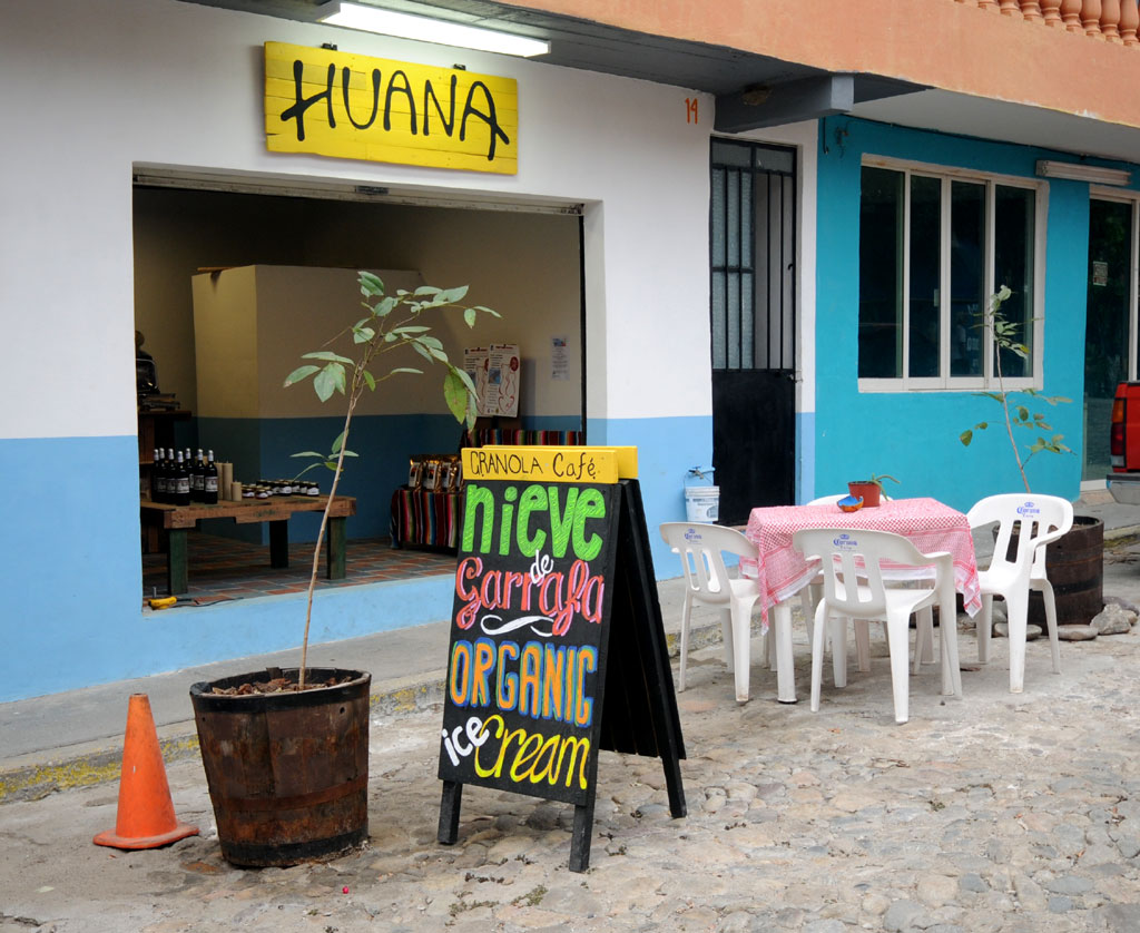 Huana - The Best La Cruz Ice Cream