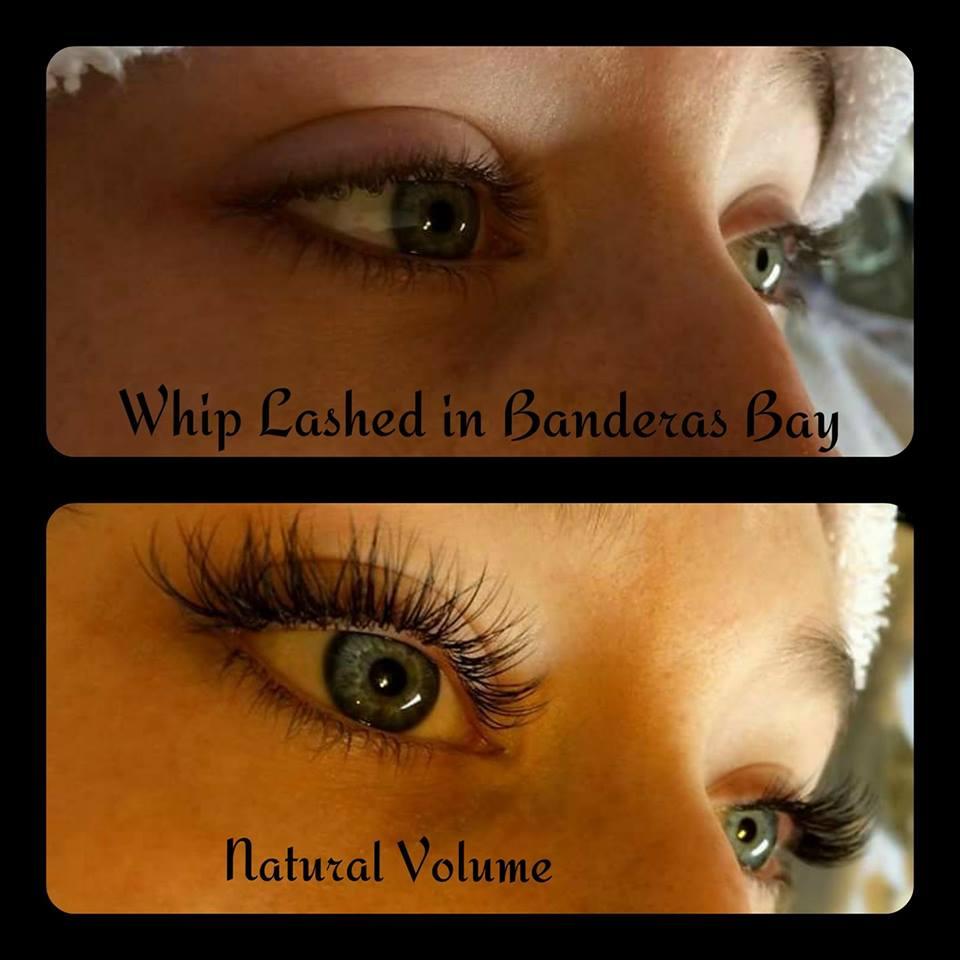 Whip Lashed In Banderas Bay Eyelash Extensions